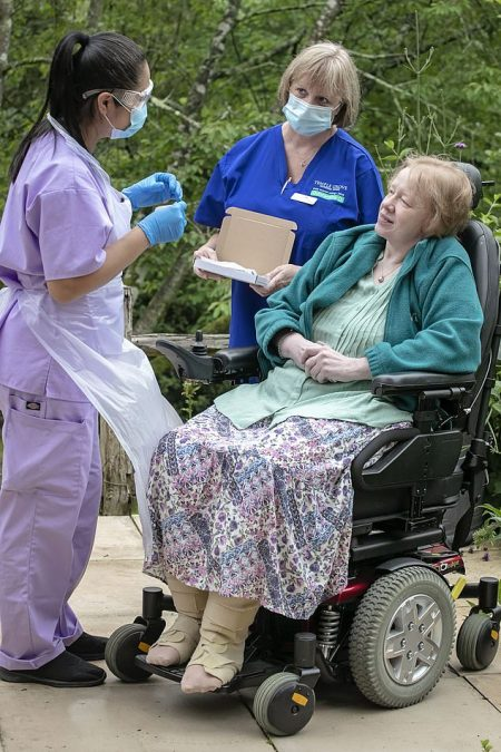 Choosing to lock down care homes early